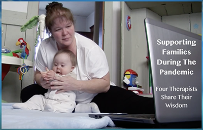 screenshot of video Supporting Families During the Pandemic